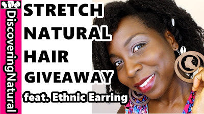 Sola Discovering Natural + Ethnic Earring