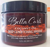 Bella Curls Coconut Oil Deep Conditioning Masque 12 oz product review