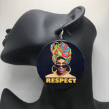Afrocentric earrings | Fashion accessories| Fashion accessories for the black woman| Jewelry | fashion afrocentric afro ethnic natural hair ear ring earring nubian jewelry  accessories