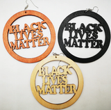 black lives matter earrings pro black accessories afrocentric jewelry african american jewellery ear candy cheap cute unique different fashion clothing outfit idea