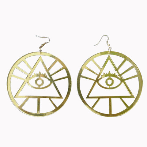 eye of horus earrings | eye of horus | eye of ra earrings | eye of horus jewelry | egyptian eye | egyptian eye earrings