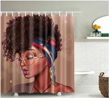 head wrap fro hawk mohawk afrocentric home decor african shower curtains wall art and style pro black household items decorations american bedding cheap cute affordable feminine urban womens woman women ladies apartment home apt house ideas gift christmas kwanzaa birthday anniversary warming dorm help