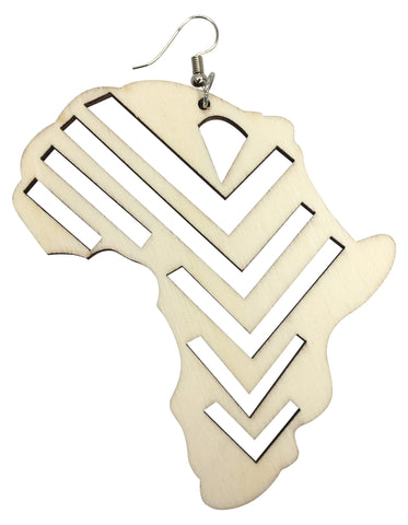 striped map of africa earrings, africa shaped earrings, map of africa earrings, african earrings, wooden earrings, urban earrings, unique earrings, african american earrings, continent of africa, earrings, jewelry, accessories, fashion, outfit, idea, afrocentric