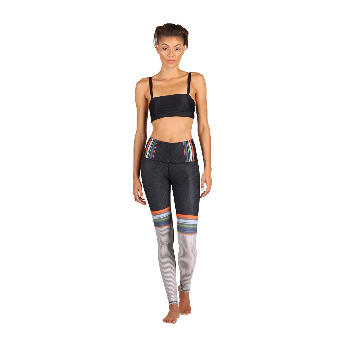 YOGA DEMOCRACY Chelsea Crew Eco Yoga Leggings