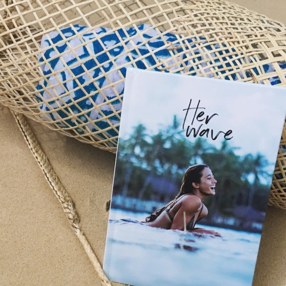 HER WAVE by Cait Miers