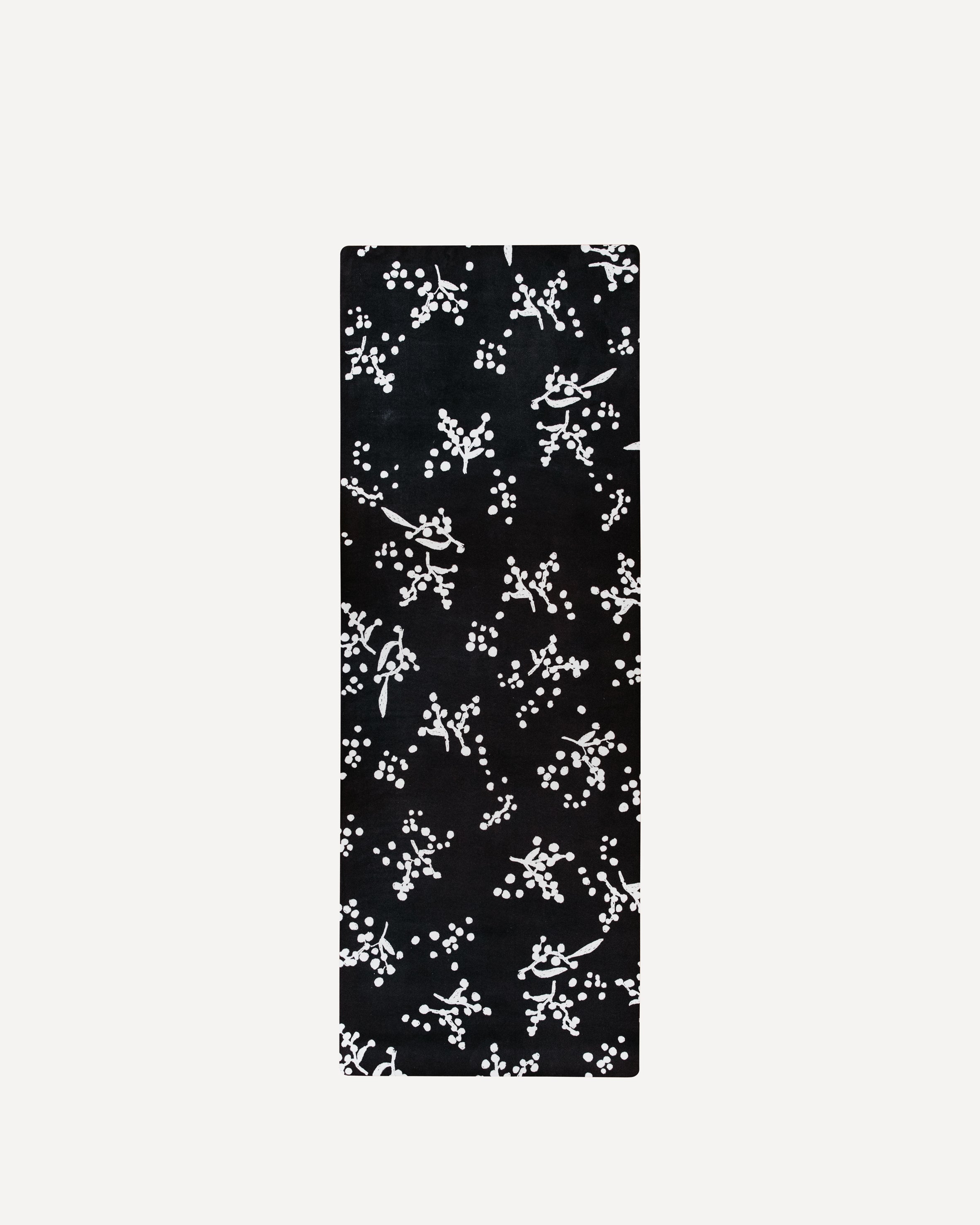 YIN YOGA MATS WÄTL BLACK Eco Yoga Mat