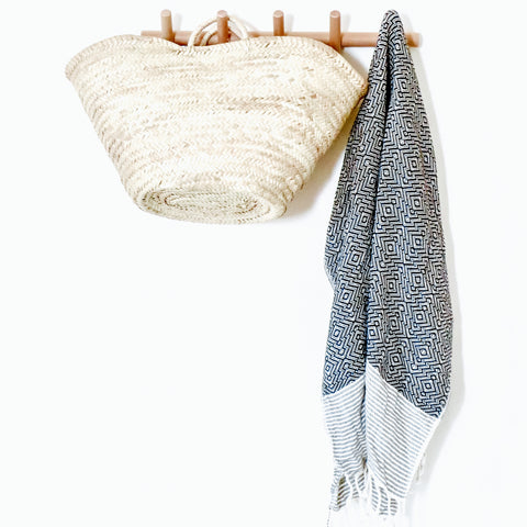 Onyx Turkish Towel