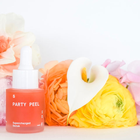 Serum Factory PARTY PEEL Supercharged Serum