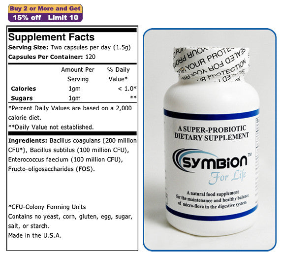 Symbion Probiotics