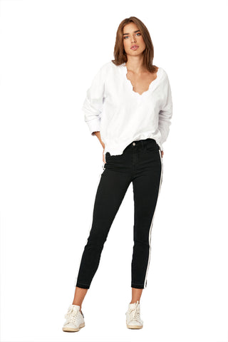 EM1051 BLACK Denim - Etienne Marcel Denim