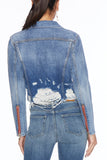 EM12002- Denim Jacket Jacket - Etienne Marcel Denim