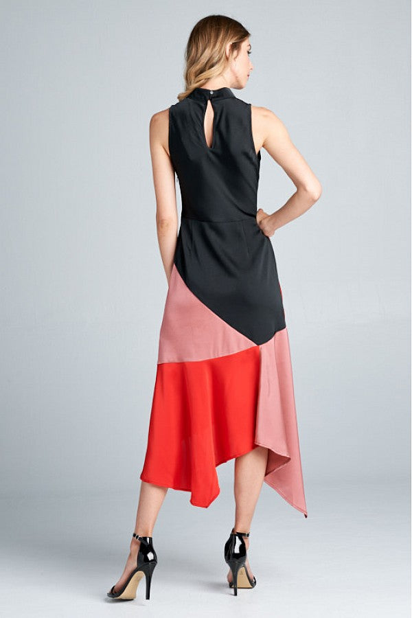 Abstract Love Dress