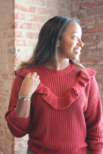 Load image into Gallery viewer, Poppy Red Sweater