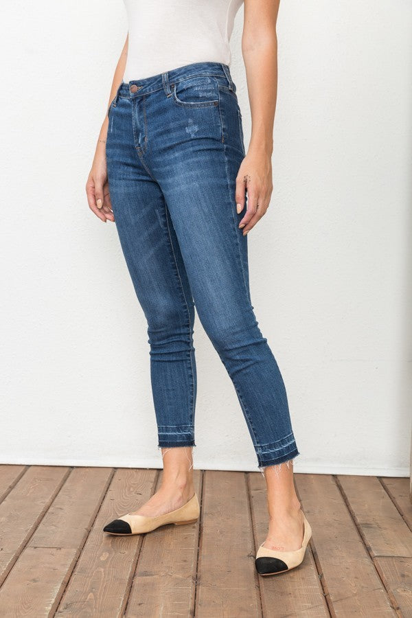 Denim Premium Stretch Skinny Jeans