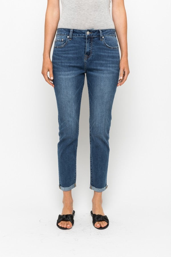 Premium Boyfriend Denim