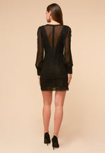 Load image into Gallery viewer, Kori Long Sleeve Mesh Dress