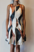 Load image into Gallery viewer, Tribal Print Dress