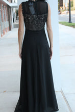 Load image into Gallery viewer, Lace Gown Dress