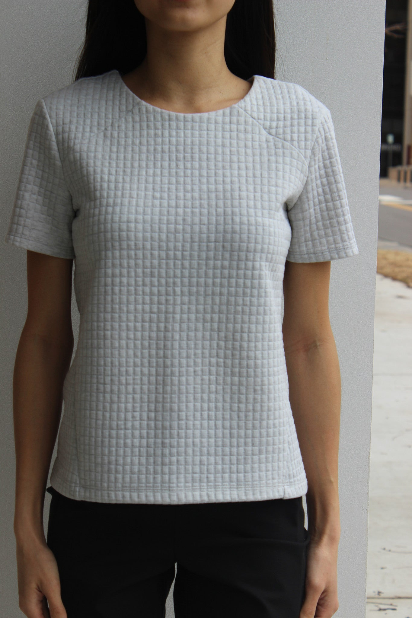 Match Point S/S Top