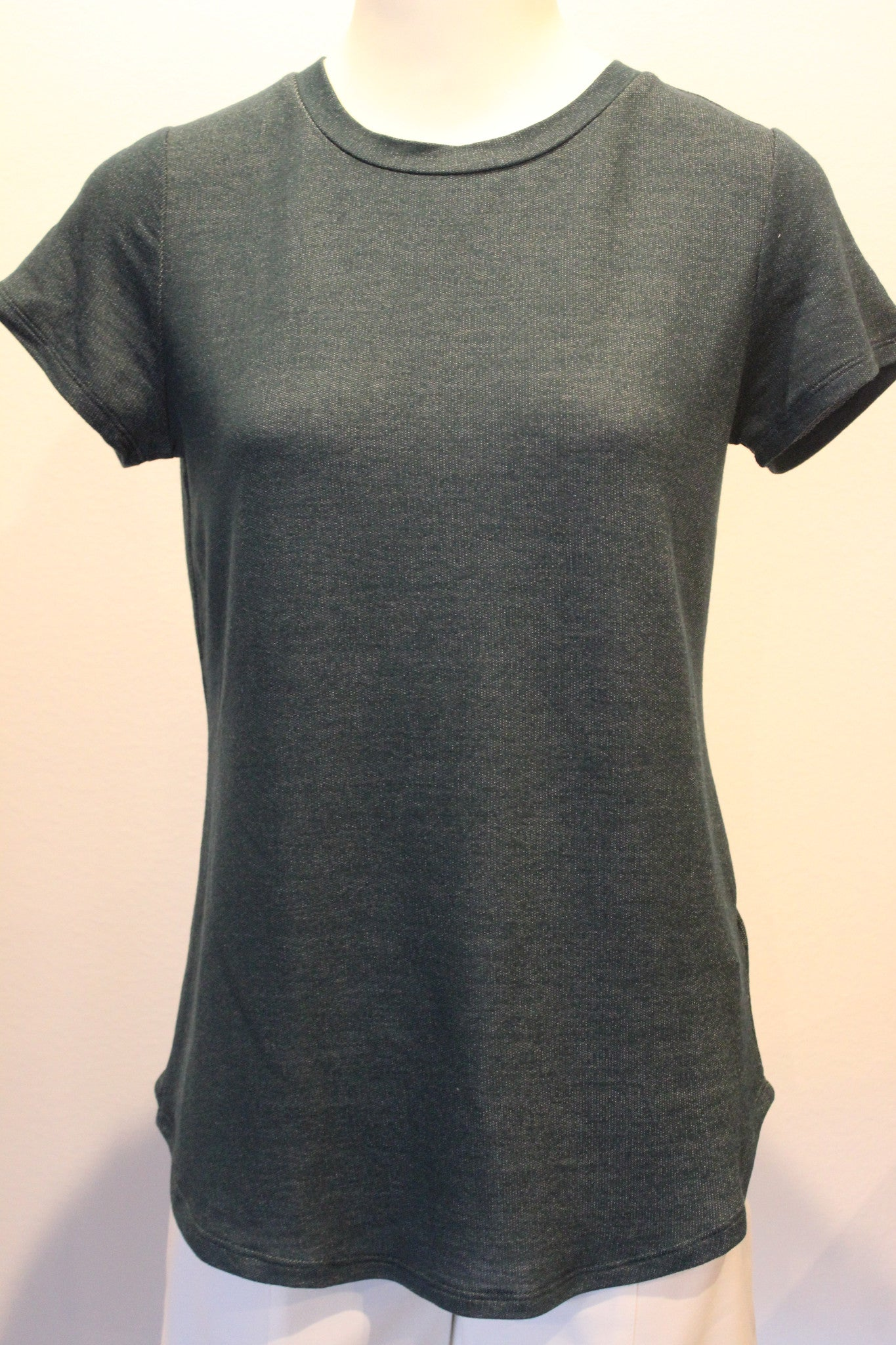 Crewneck Modal Cotton Tee