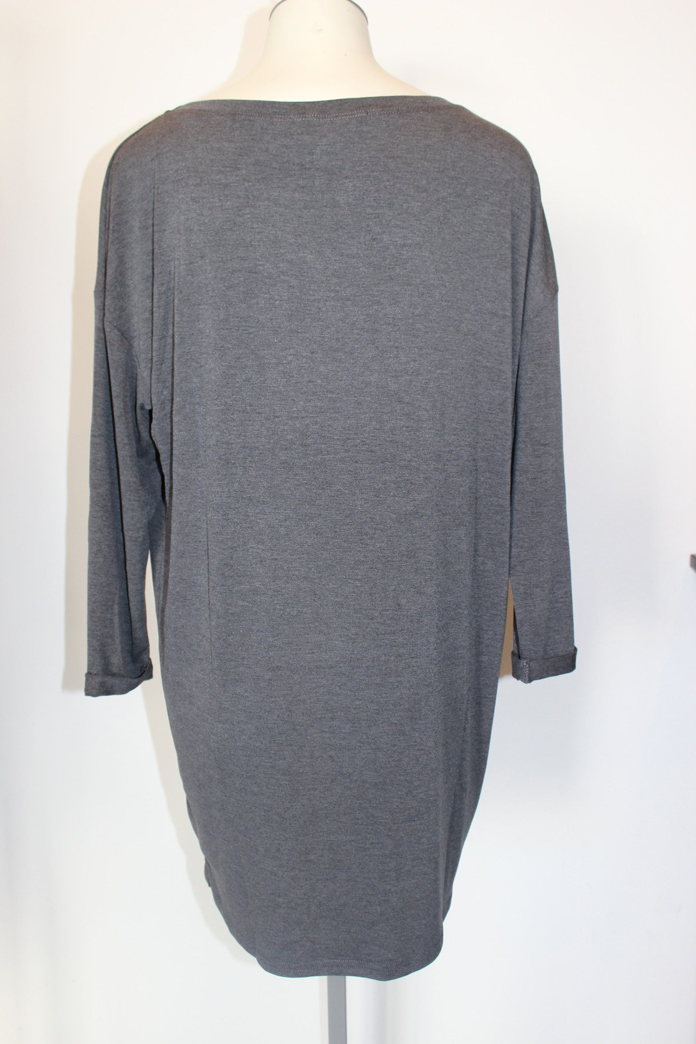 Basic Roundneck Dress