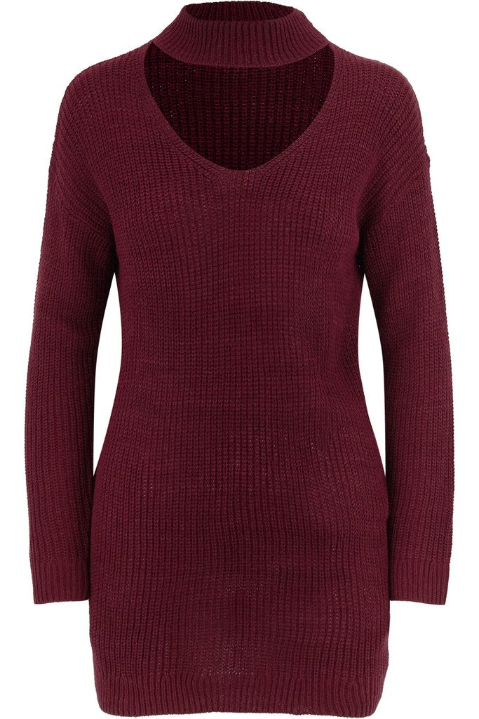 Daniela Choker Sweater