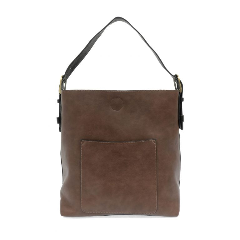 Classic Hobo Handbag 2 in 1