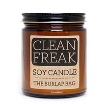 Load image into Gallery viewer, Burlap Soy Candles