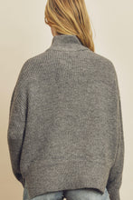 Load image into Gallery viewer, Cozy Turtleneck Sweater