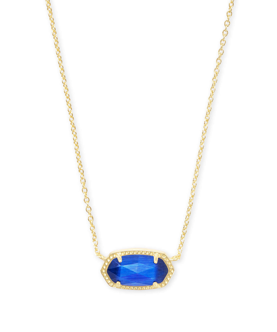 Elisa Necklace in Cobalt