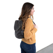 Load image into Gallery viewer, Kerri Side Pocket Backpack