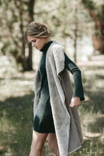 Load image into Gallery viewer, Long Faux Shearling Vest