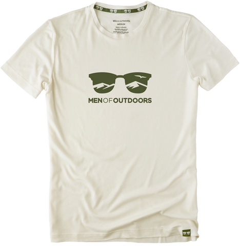 Men Of Outdoors Beeswax T-shirt