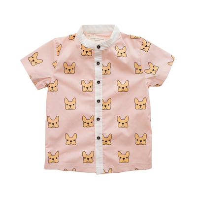 Frenchie Boy Shirt