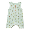 Avocado Short Romper
