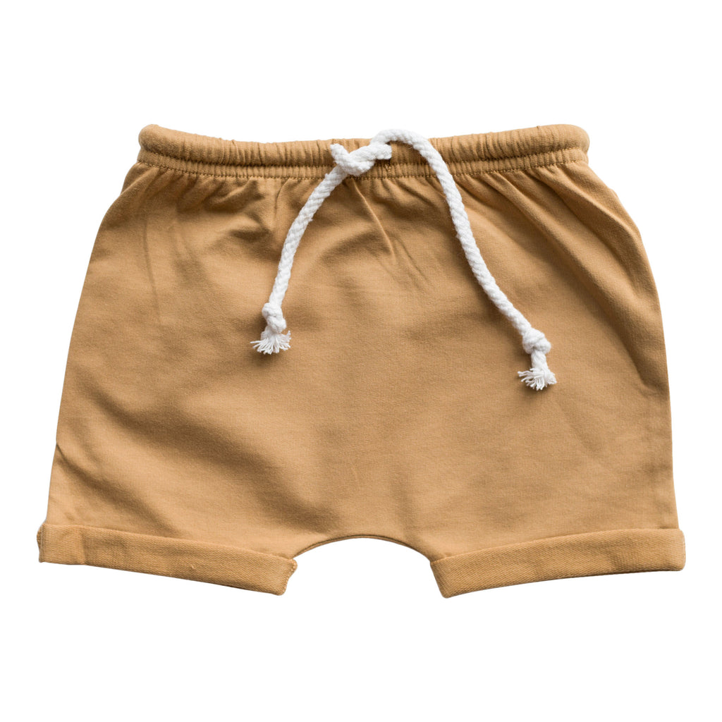 Wood Brown Shorts