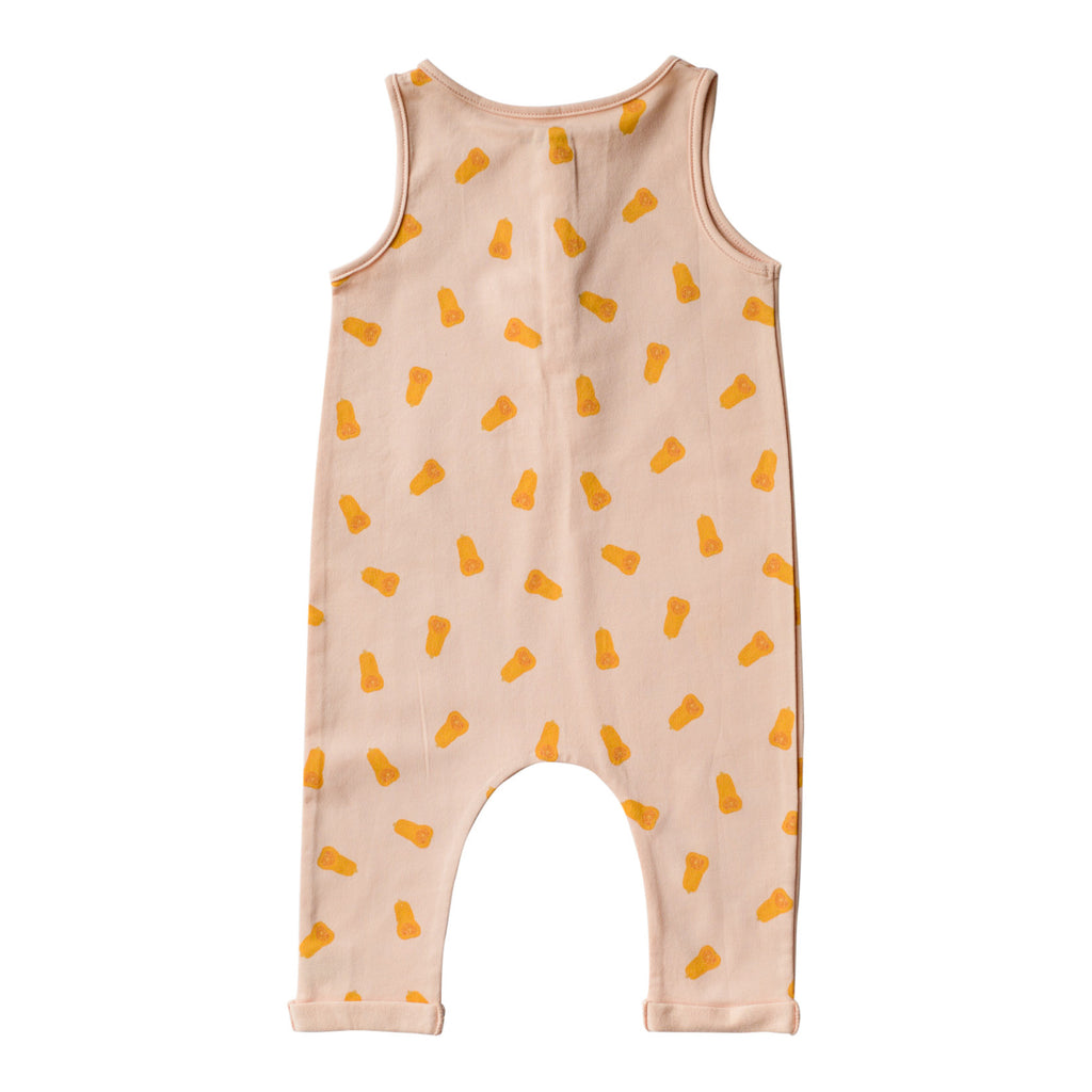 Butternut Squash Long Romper