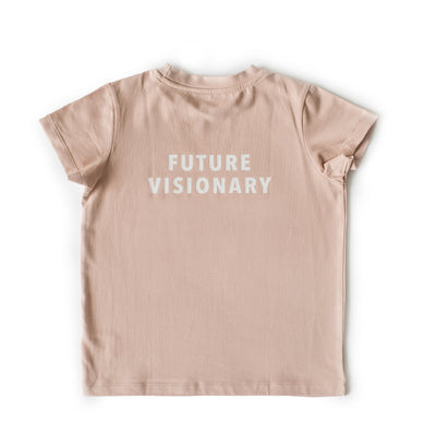 #FutureGirl Little Dreamer Kids Tee