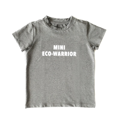 #FutureGirl Mini Eco-Warrior Kids Tee