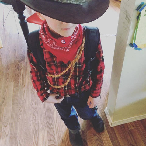Strong as a Mother Cowboy Finn