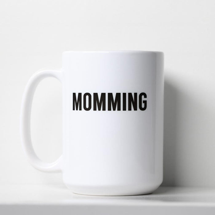 MOMMING Large Mug