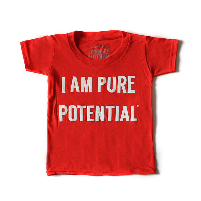 I am Pure Potential Youth T-Shirt