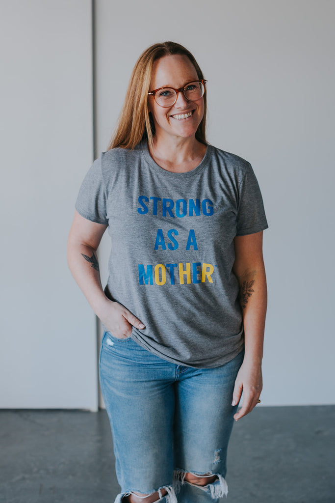 TEXT Women's T-Shirt - Down Syndrome Awareness Special Edition