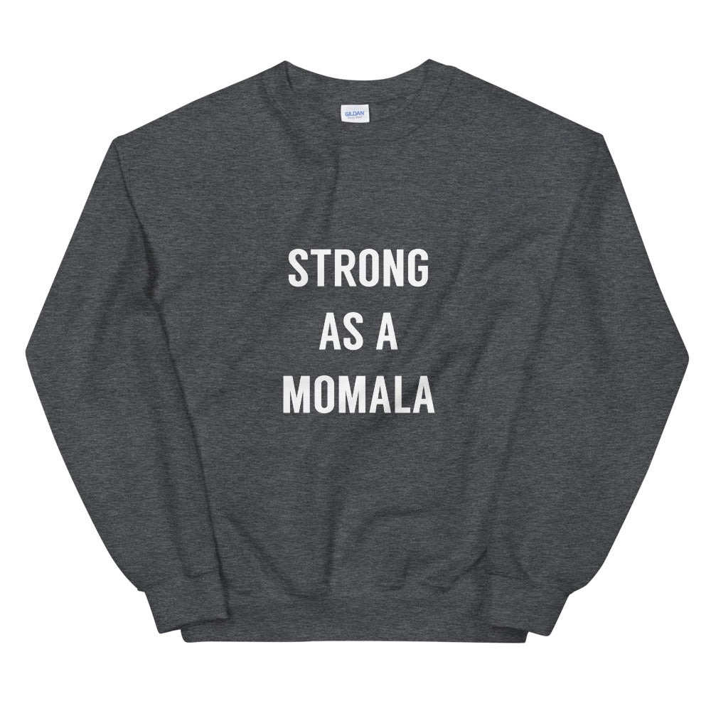 MOMALA Text Sweatshirt