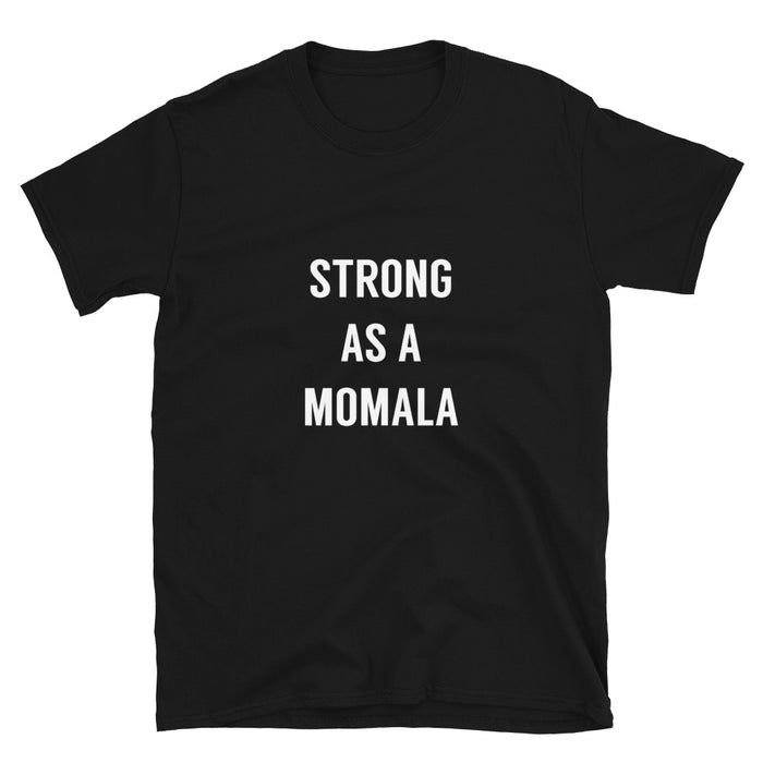 MOMALA Text Short-Sleeve T-Shirt