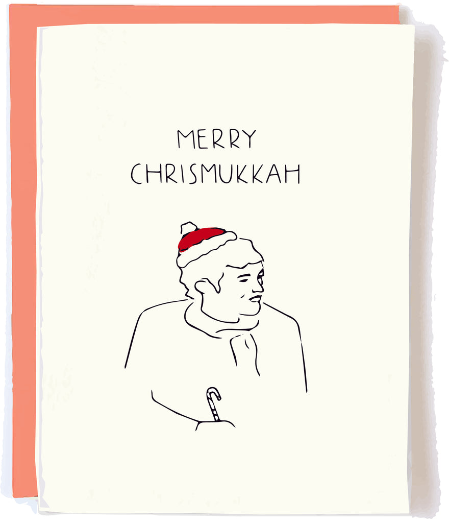Pop and Paper Merry Christmukkah Card