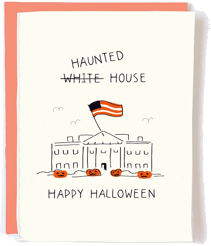 Funny Halloween Card by Pop + Paper