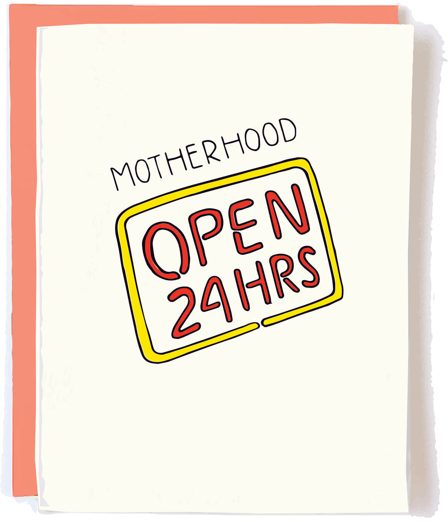 Mother's Day Card by Pop + Paper