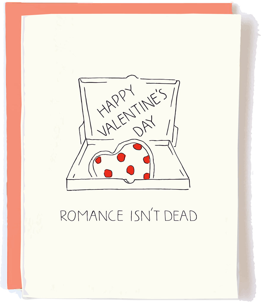 Valentine's Day Card by Pop + Paper