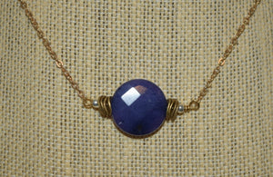 The Sweet Little Necklace - Gold - many varieties